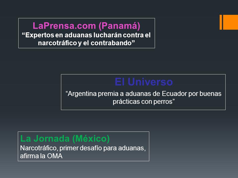 El Universo La Jornada (México)