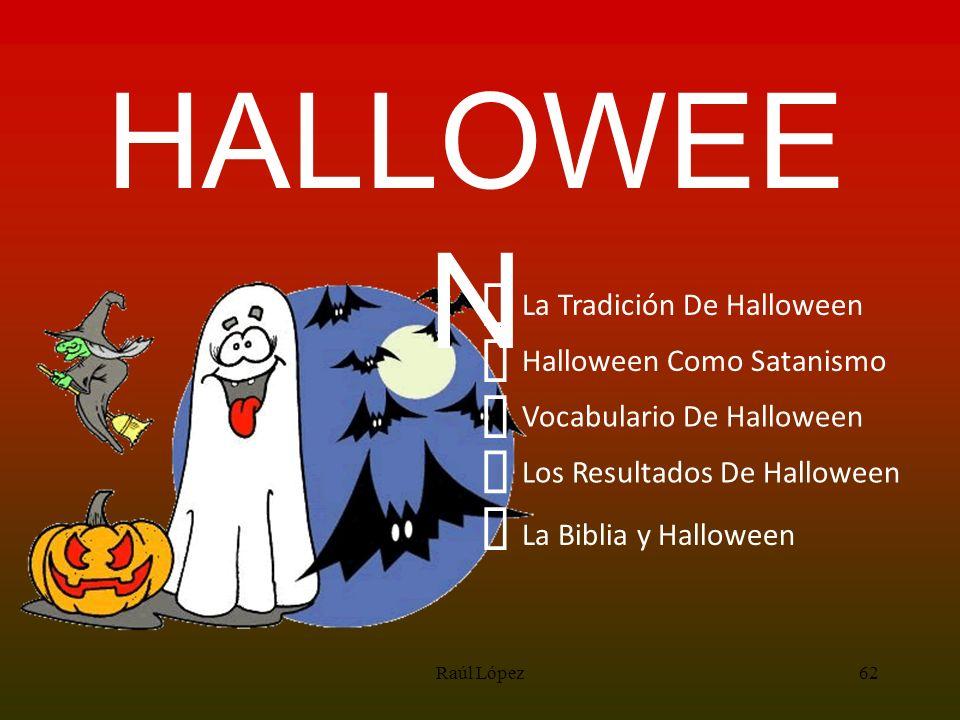 HALLOWEEN ³ ³ ³ ³ ³ La Tradición De Halloween Halloween Como Satanismo