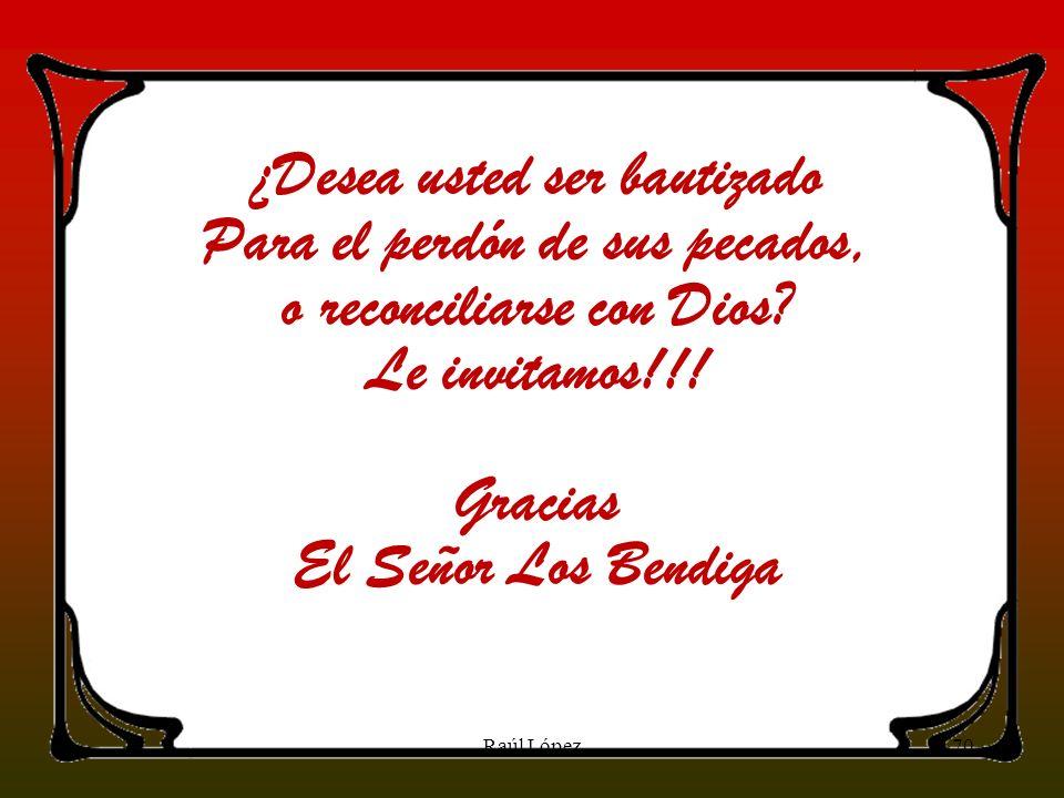 Gracias El Señor Los Bendiga