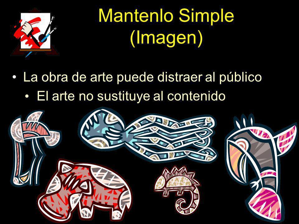 Mantenlo Simple (Imagen)