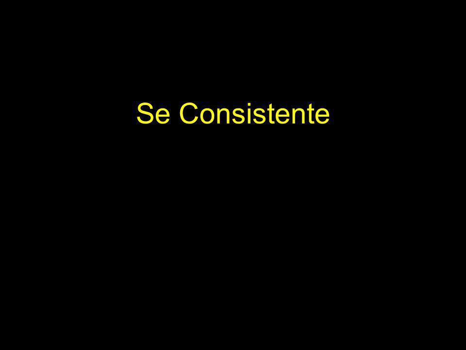 Se Consistente