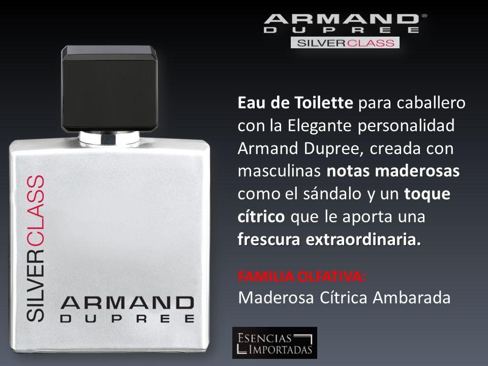 Maderosa Cítrica Ambarada