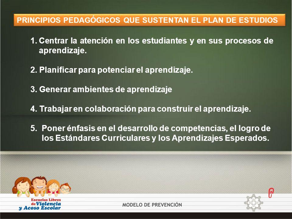 2. Planificar para potenciar el aprendizaje.