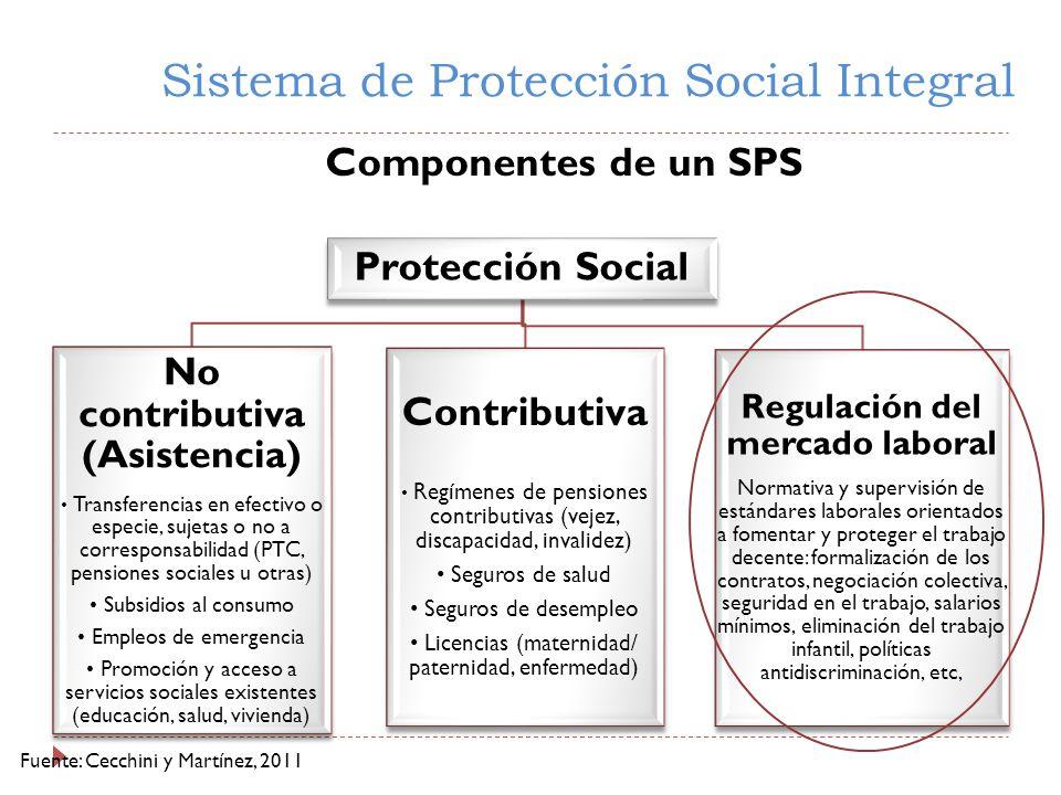 Sistema de Protección Social Integral