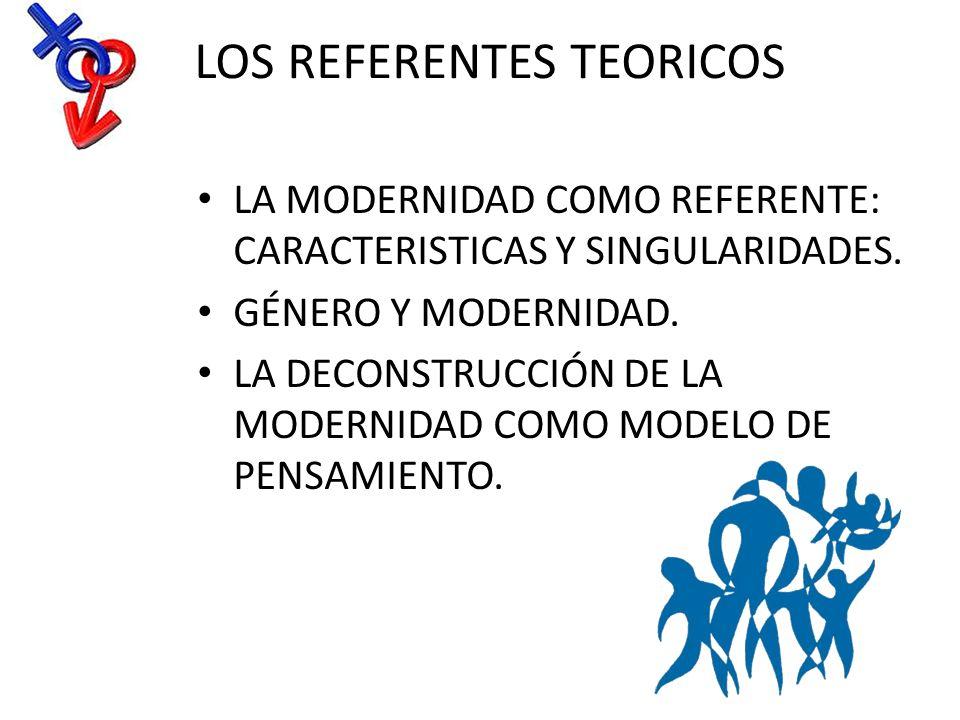 LOS REFERENTES TEORICOS