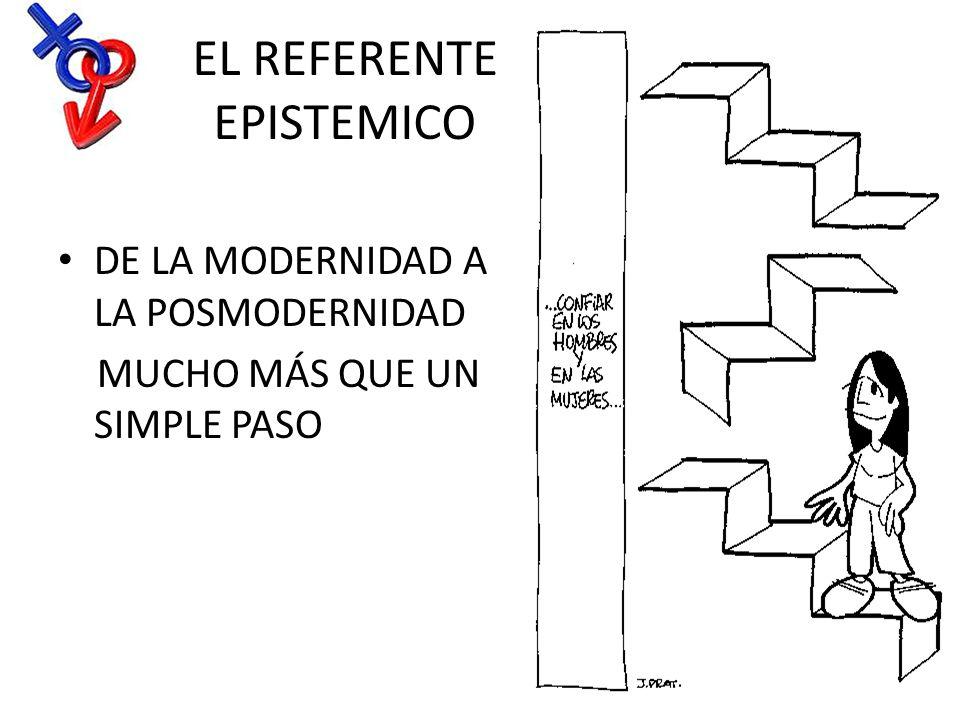 EL REFERENTE EPISTEMICO