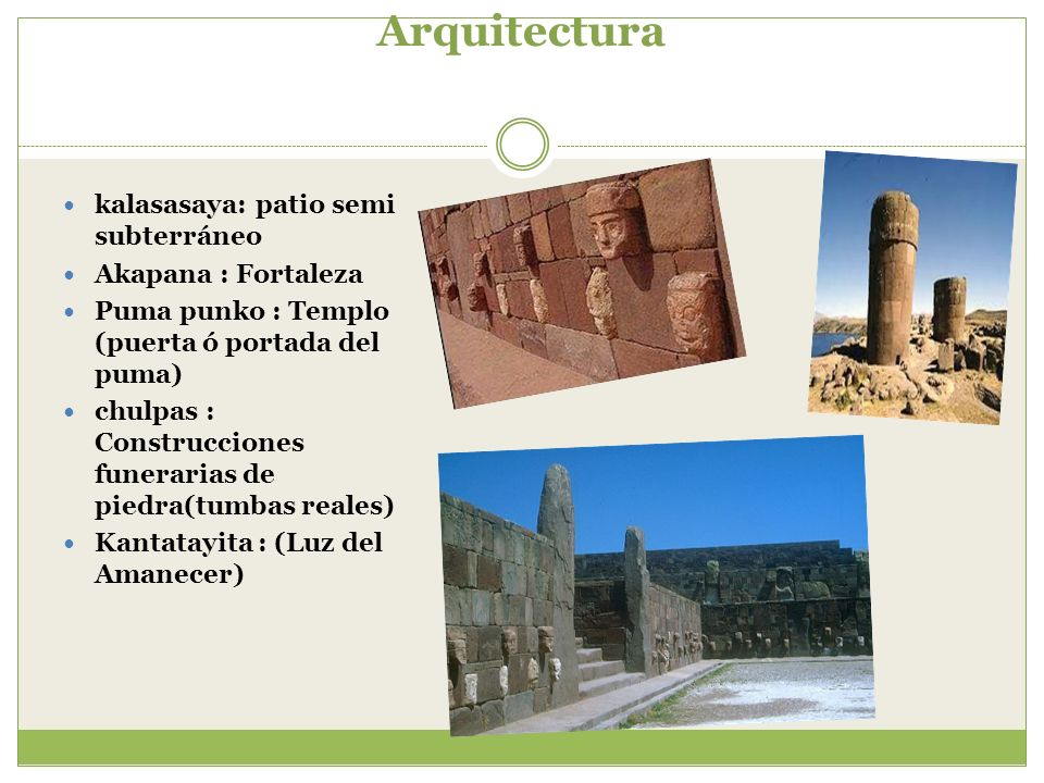 Arquitectura kalasasaya: patio semi subterráneo Akapana : Fortaleza