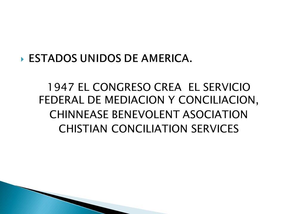 ESTADOS UNIDOS DE AMERICA.