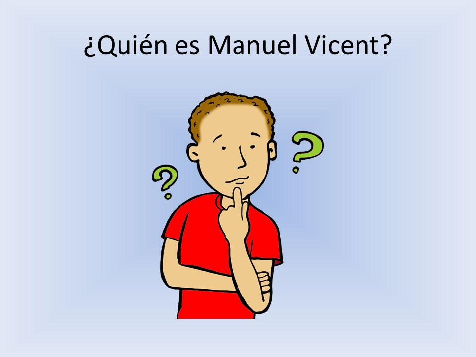 ¿Quién es Manuel Vicent