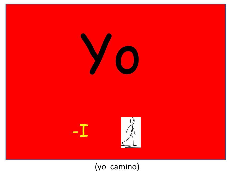 Yo -I (yo camino)