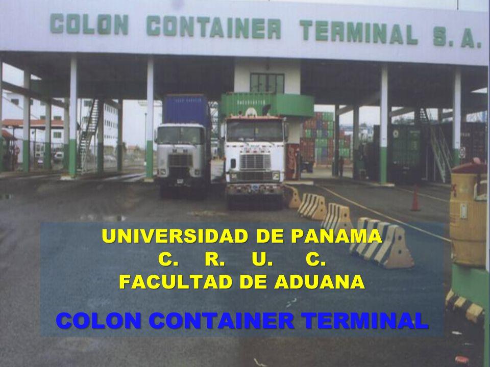 UNIVERSIDAD DE PANAMA C. R. U. C