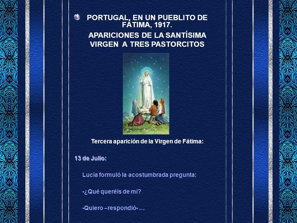 PORTUGAL, EN UN PUEBLITO DE FÁTIMA, 1917.