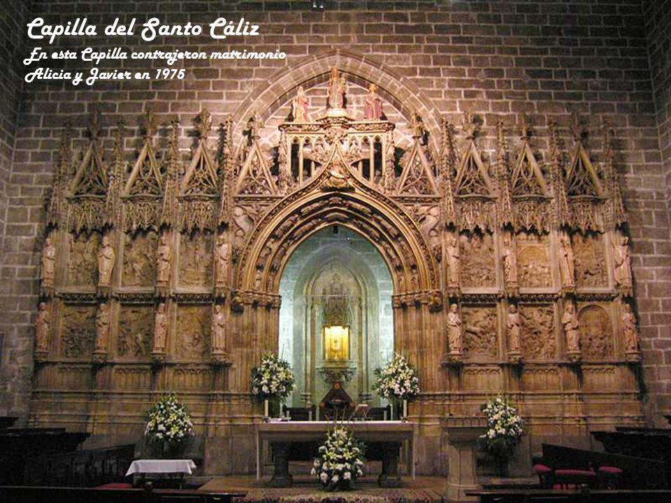Capilla del Santo Cáliz