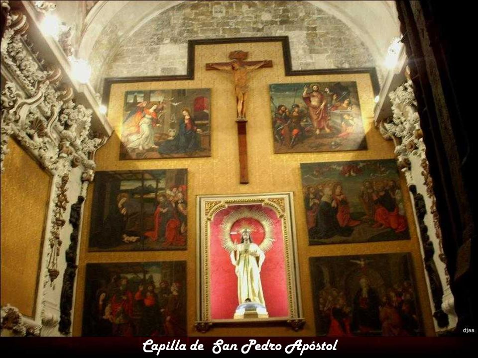 Capilla de San Pedro Apóstol