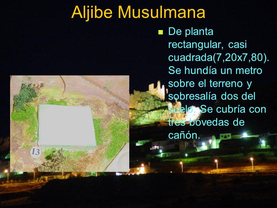 Aljibe Musulmana