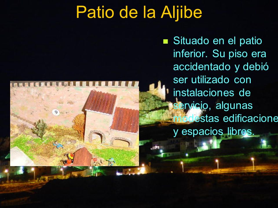 Patio de la Aljibe