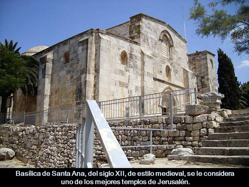 uno de los mejores templos de Jerusalén.