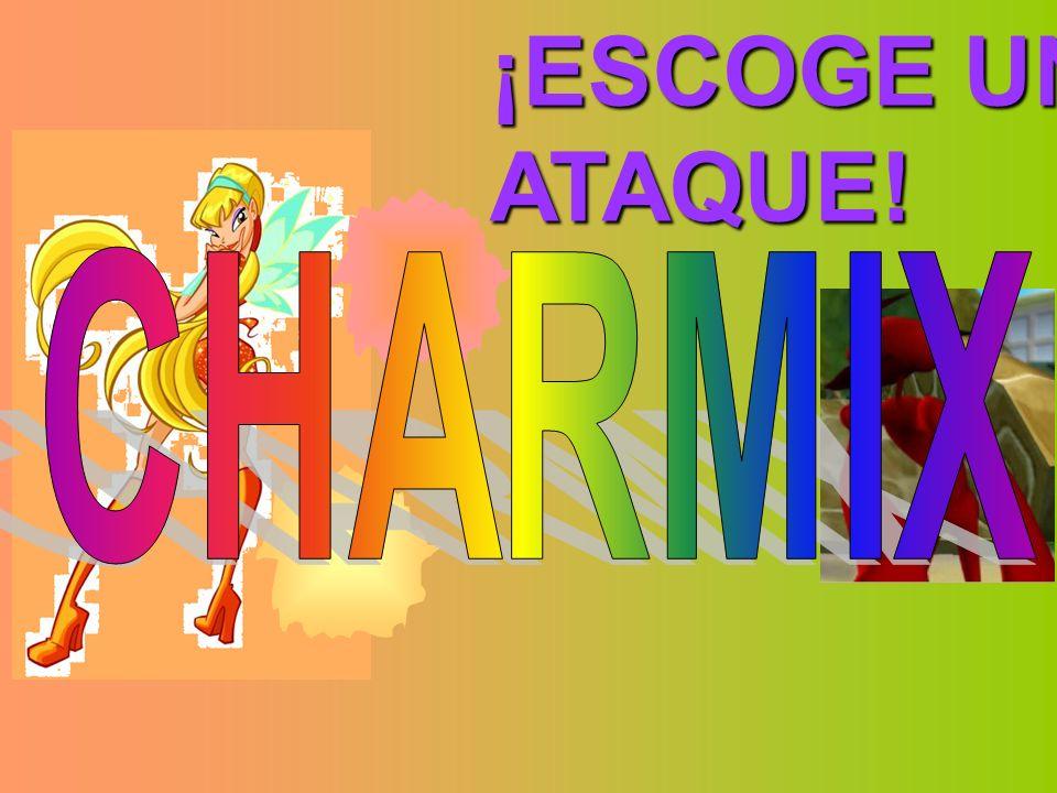 ¡ESCOGE UN ATAQUE! CHARMIX