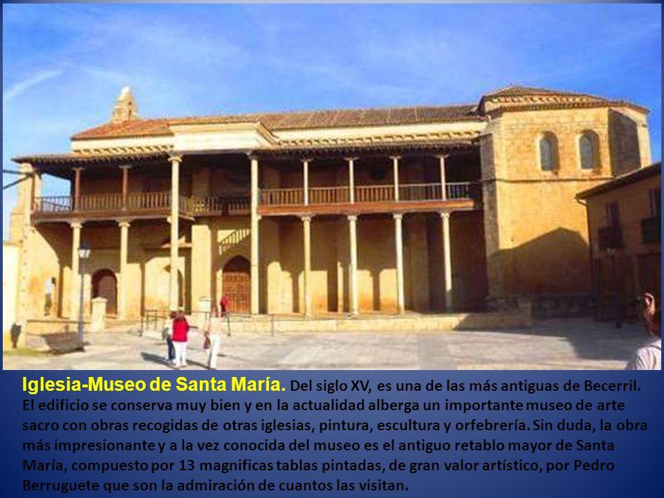 Iglesia-Museo de Santa María