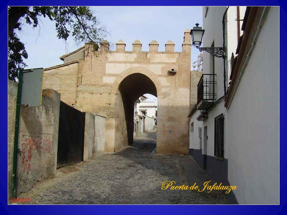 Puerta de Jafalauza