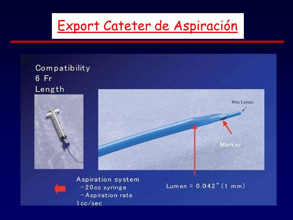 Export Cateter de Aspiración