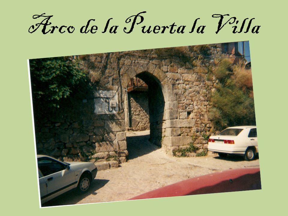 Arco de la Puerta la Villa