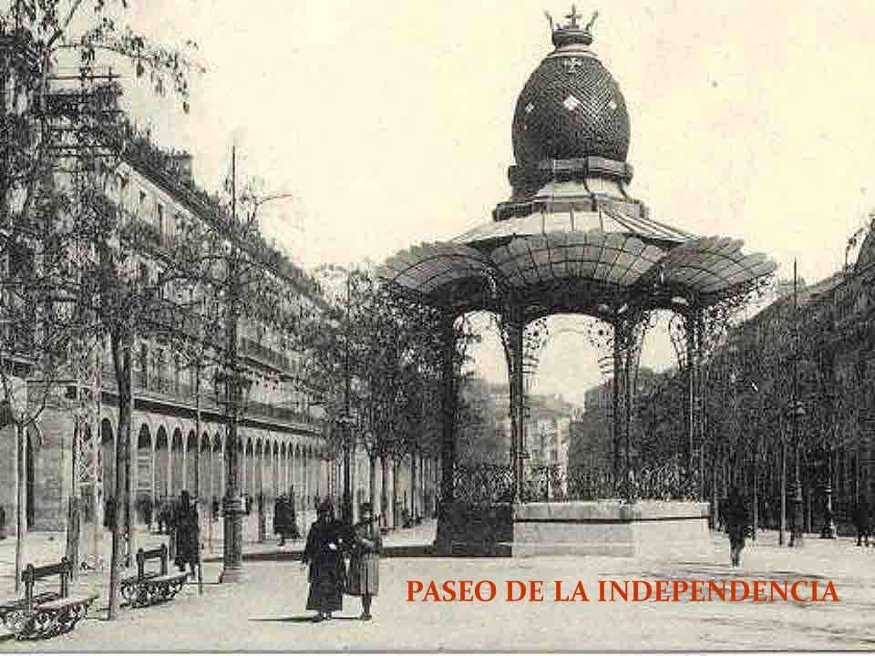 PASEO DE LA INDEPENDENCIA