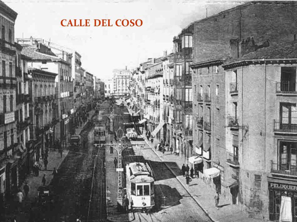 CALLE DEL COSO