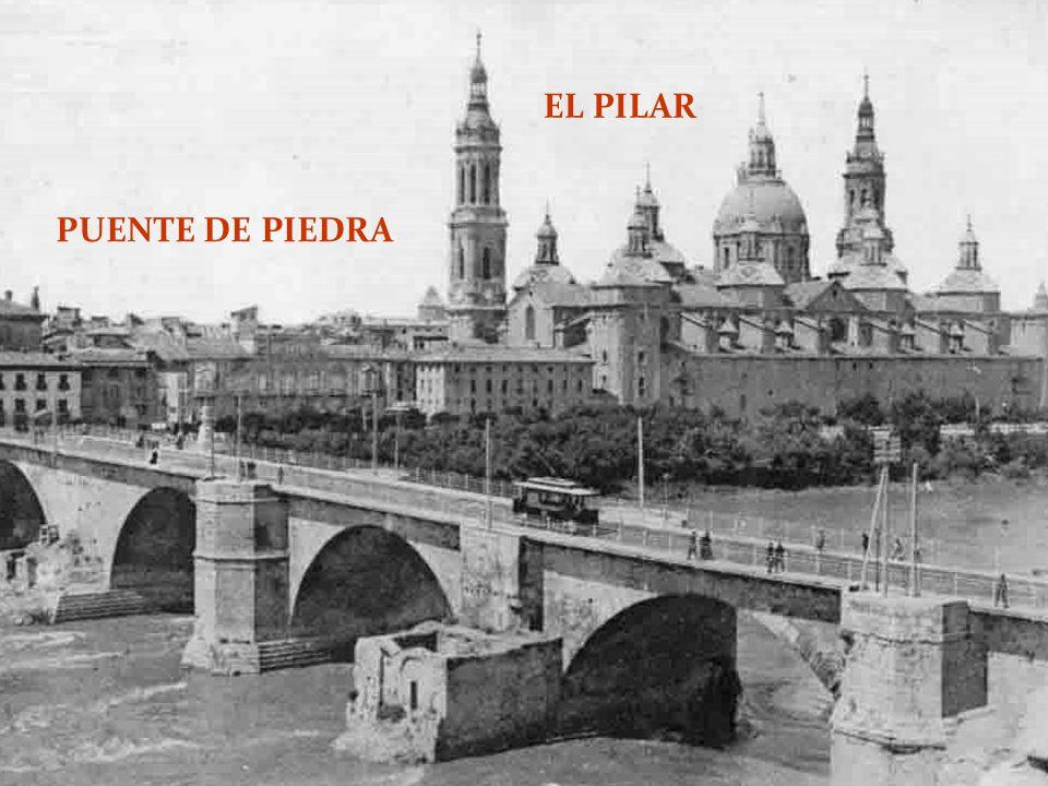 EL PILAR PUENTE DE PIEDRA