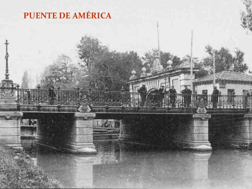 PUENTE DE AMÉRICA