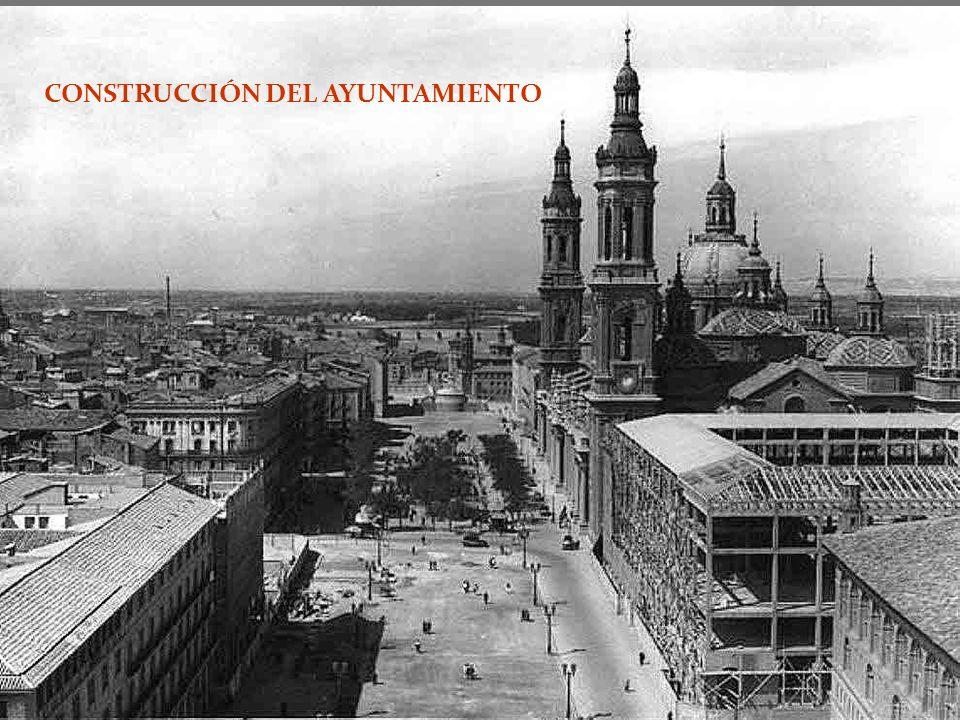 CONSTRUCCIÓN DEL AYUNTAMIENTO