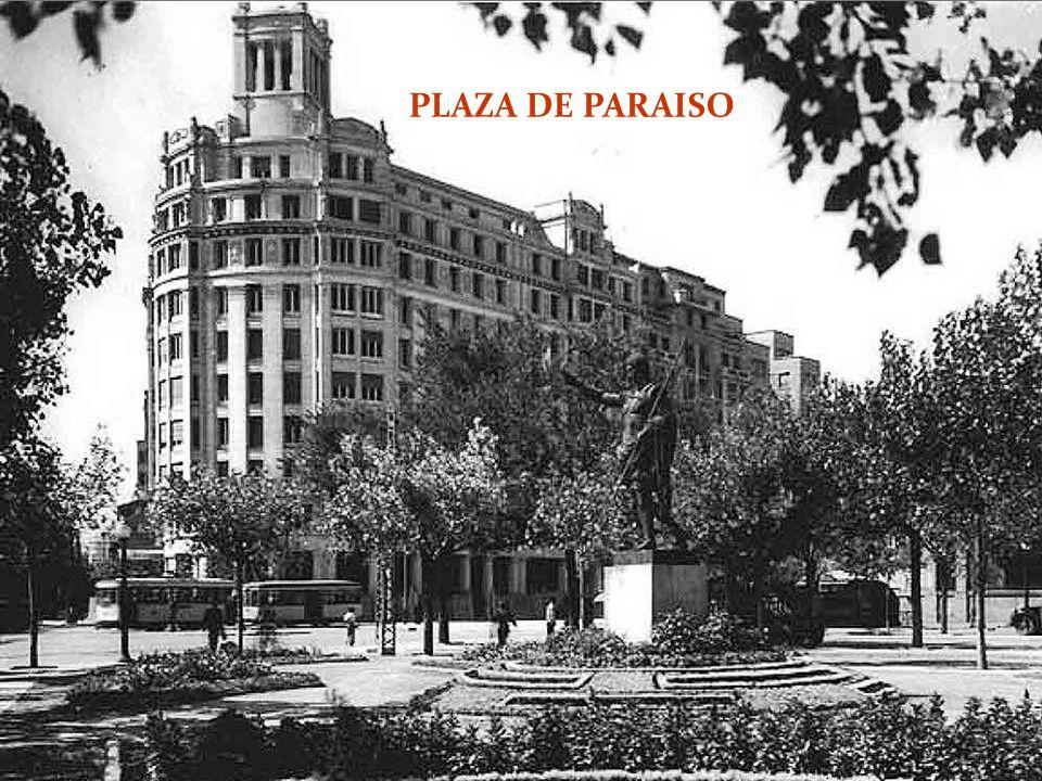 PLAZA DE PARAISO