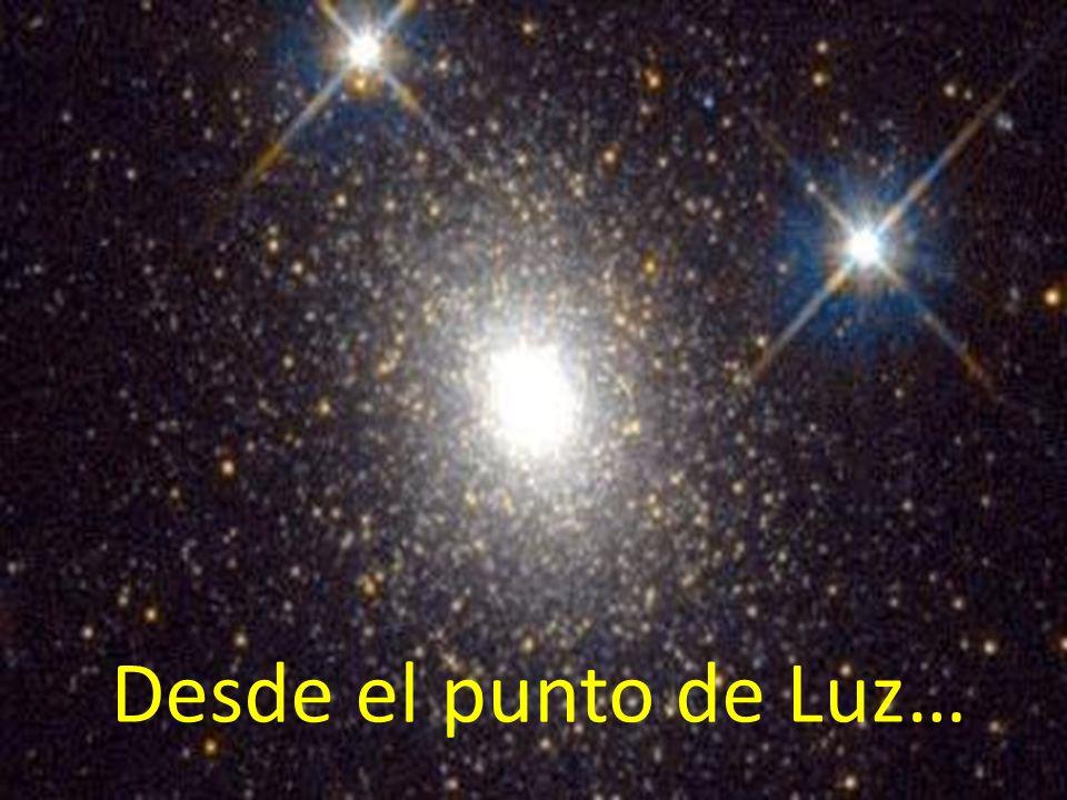 Desde el punto de Luz…