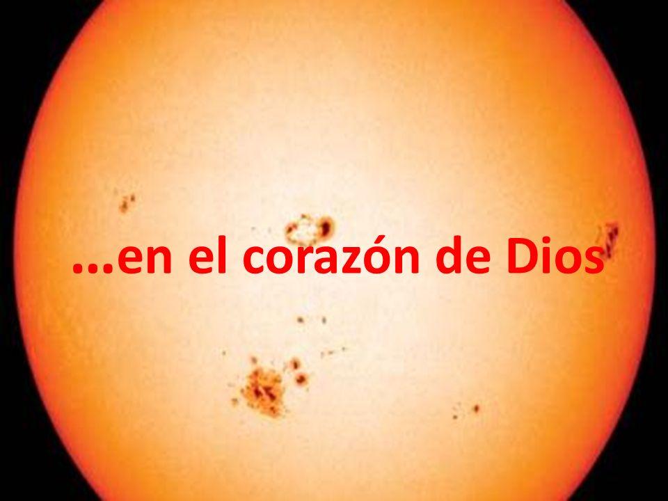 …en el corazón de Dios