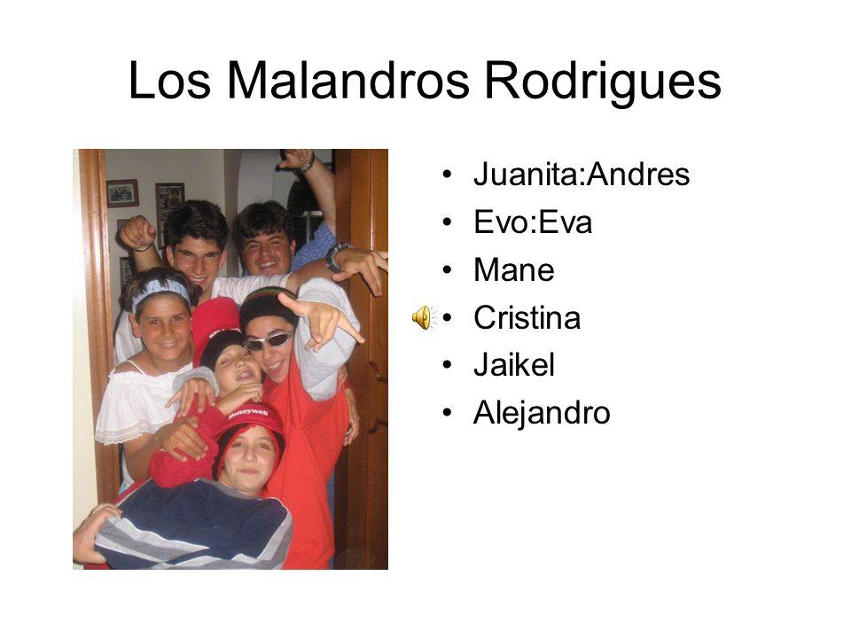 Los Malandros Rodrigues