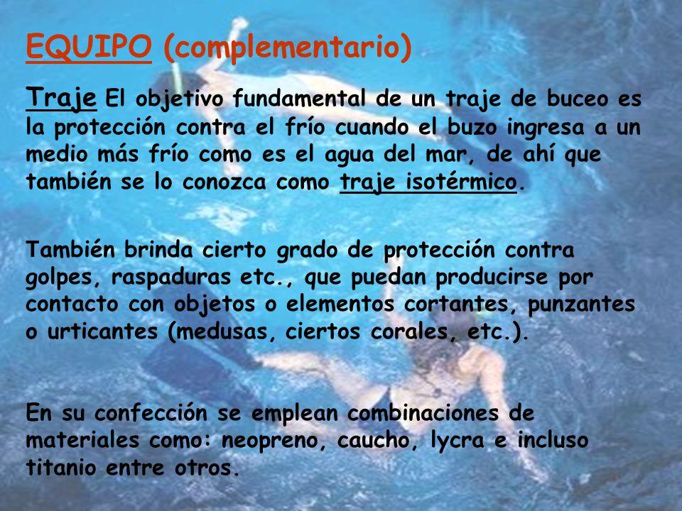 EQUIPO (complementario)