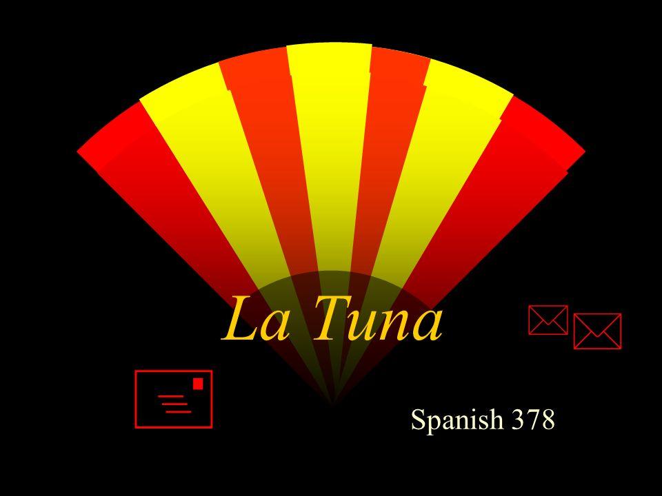 La Tuna    Spanish 378