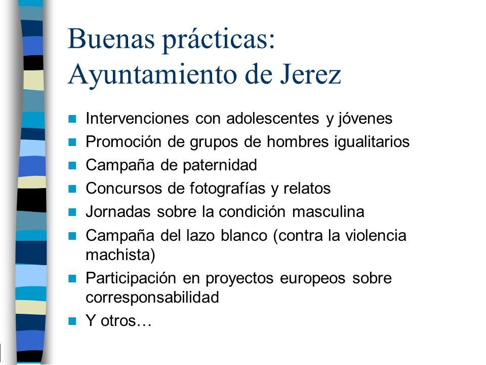 Buenas prácticas: Ayuntamiento de Jerez