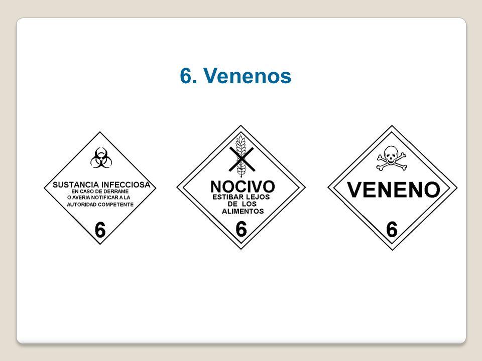 6. Venenos
