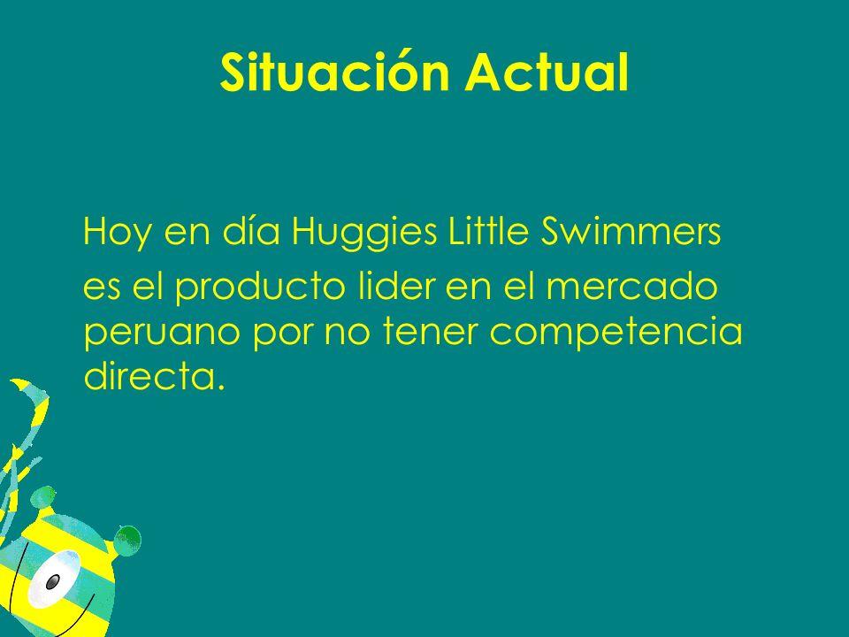 Situación Actual Hoy en día Huggies Little Swimmers