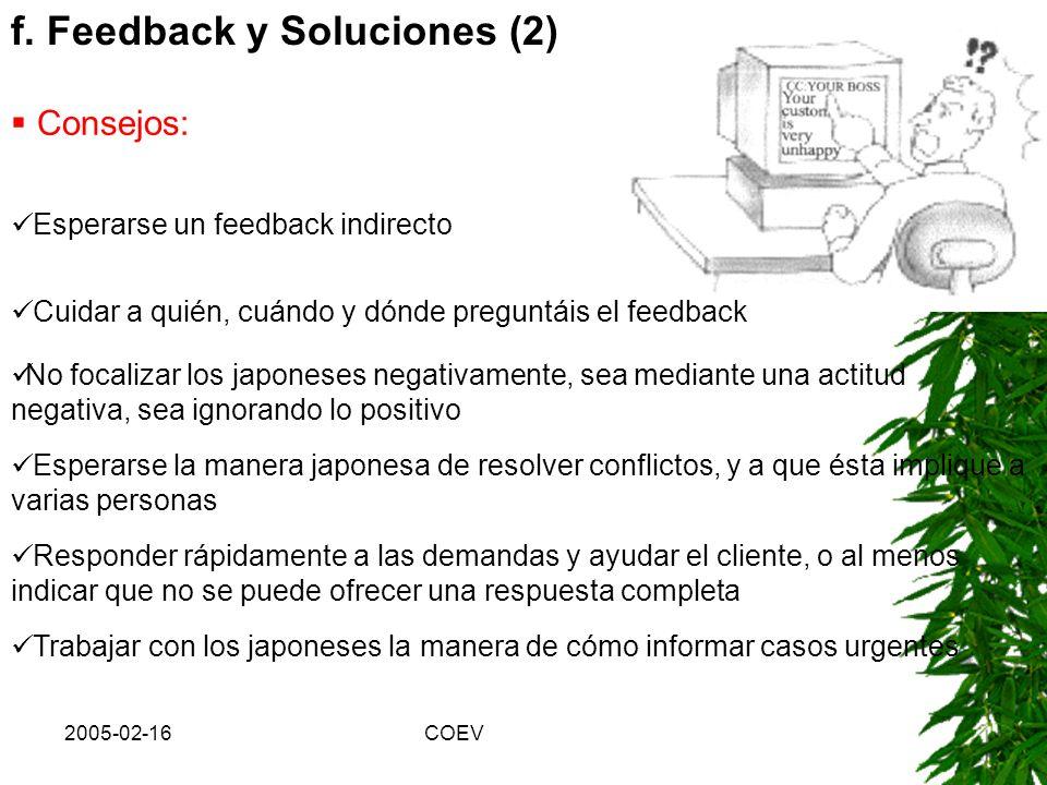 f. Feedback y Soluciones (2)
