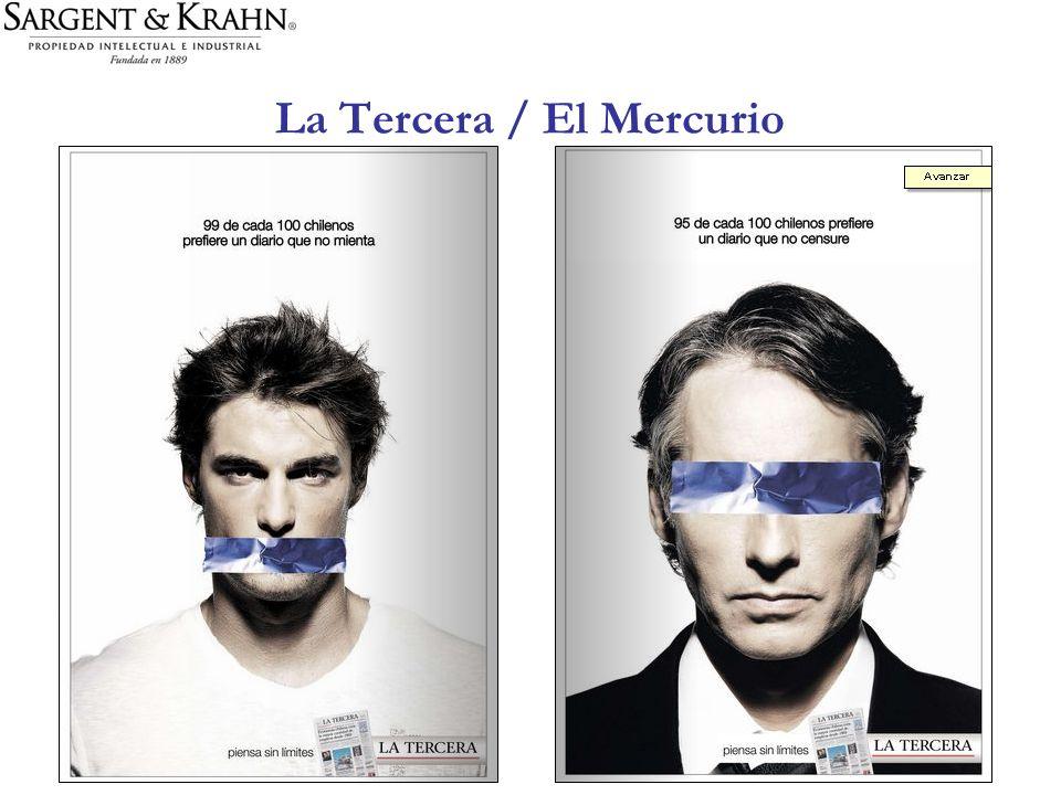 La Tercera / El Mercurio