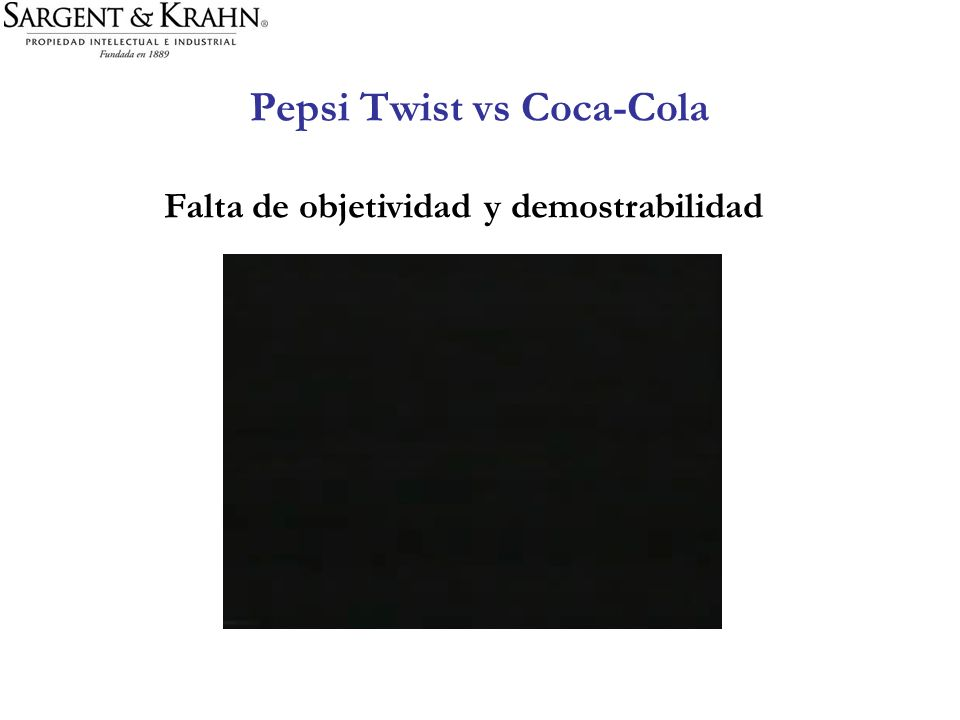 Pepsi Twist vs Coca-Cola
