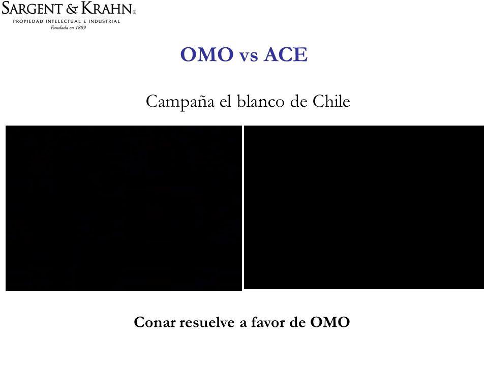 Campaña el blanco de Chile