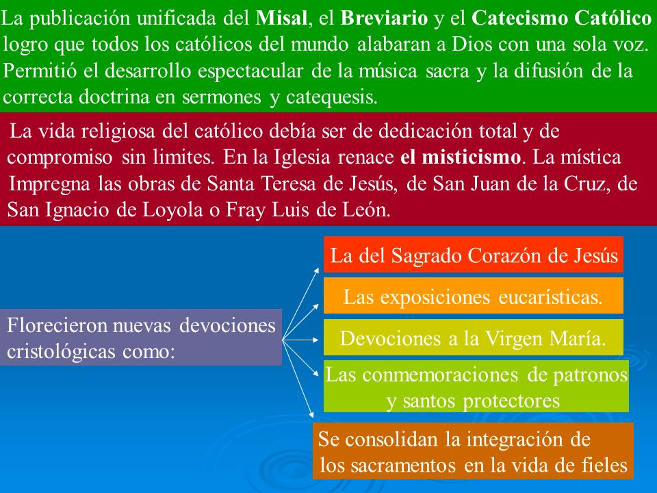correcta doctrina en sermones y catequesis.