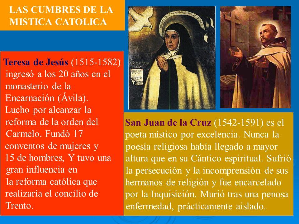 la reforma católica que realizaría el concilio de Trento.
