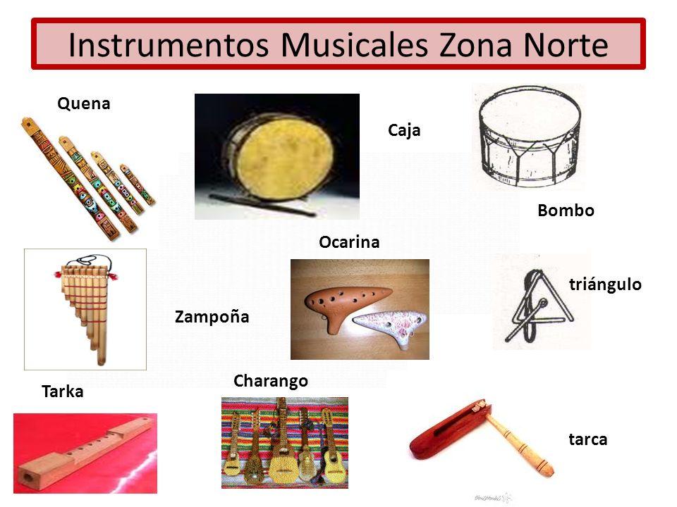 Instrumentos Musicales Zona Norte