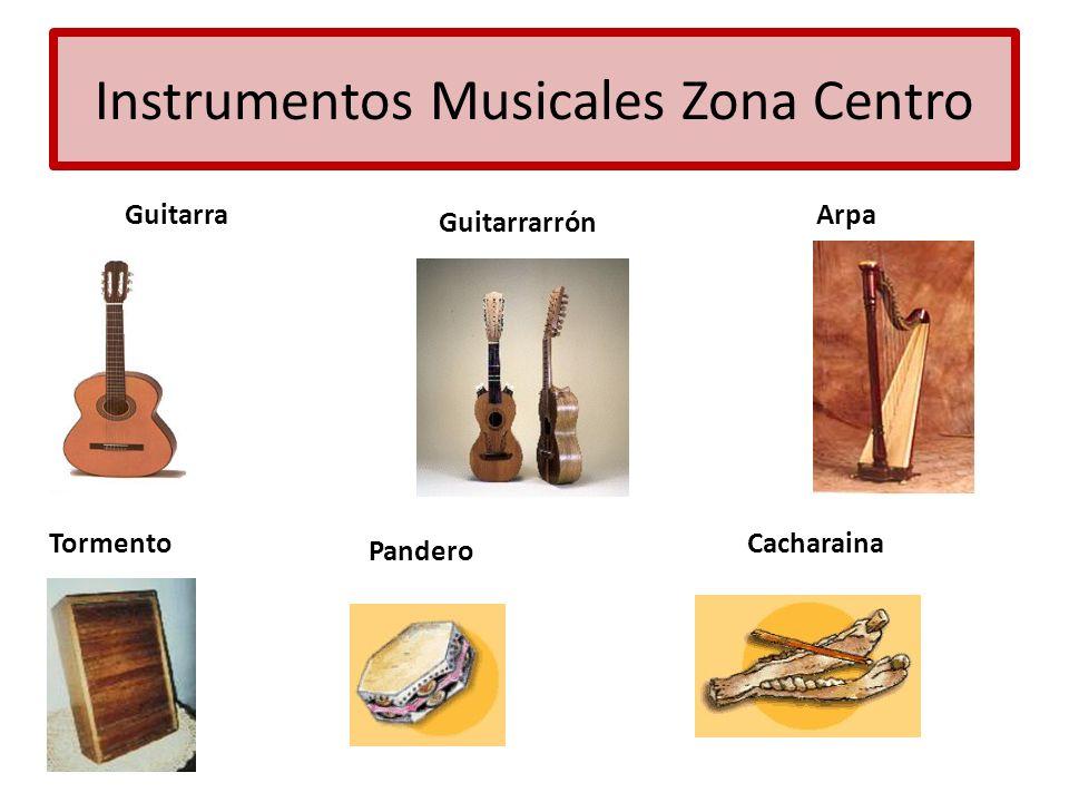 Instrumentos Musicales Zona Centro
