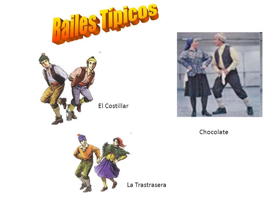 Bailes Típicos El Costillar Chocolate La Trastrasera