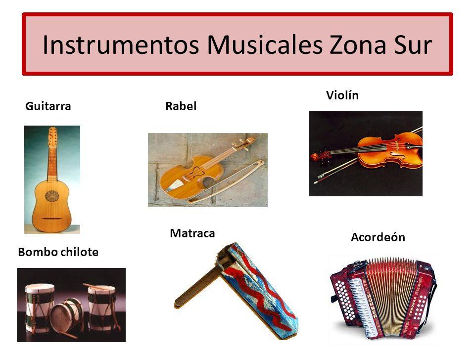 Instrumentos Musicales Zona Sur